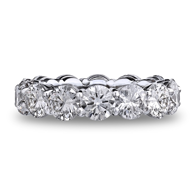 Cohen Diamond Wedding Band