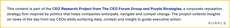Transformative CEO Institute - Leaderboard Banner