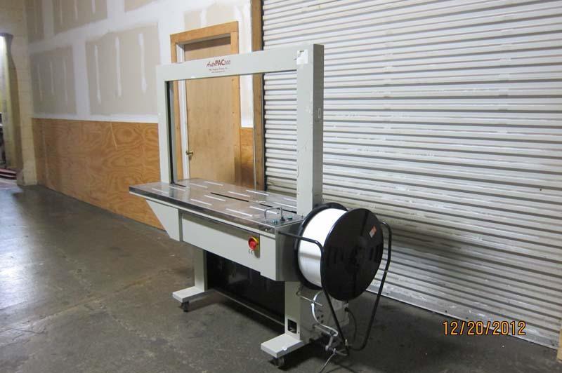 autopac 300 strapping machine