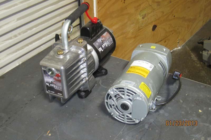 Vacuum: Jb Vacuum Pump