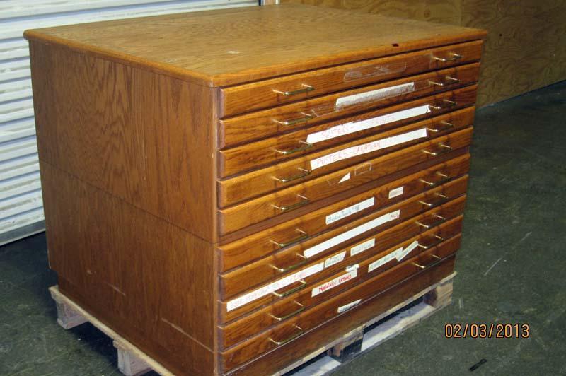 Superb ... Windsor Golden Oak Furniture For Drafting Rooms U0026 Studios ...