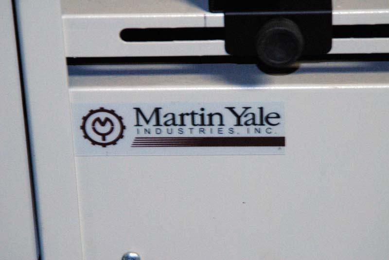 Lot 91 martin yale bsc410 table top business card for Martin yale business card slitter