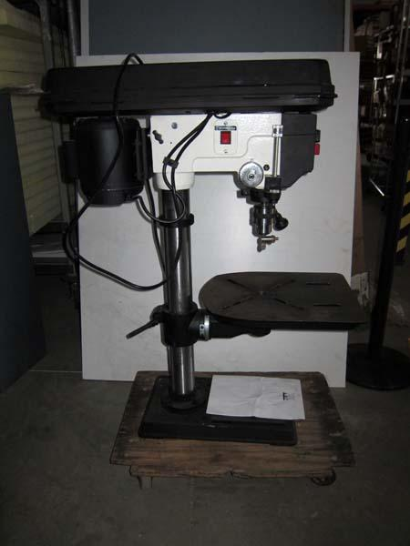 Lot 61 Jet Jdp 15m 15 In Bench Mount Drill Press