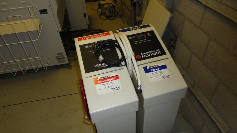 Fuji PI 1400/1800 Imagesetter Error Fix - video dailymotion