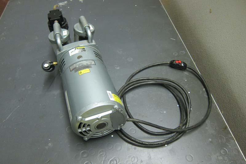 Lot 114 Gast 0523 Rotary Vane Air Pump Wirebids