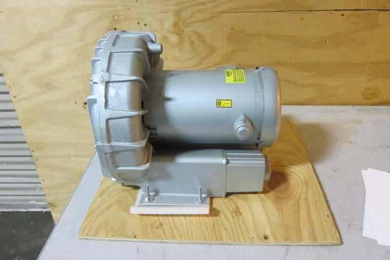 Lot 112 Baldor Electric Motor Air Pump Wirebids