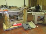 "a photo of O&M Pile Feed Paper Folder 18x22"" S/n 7P4203"