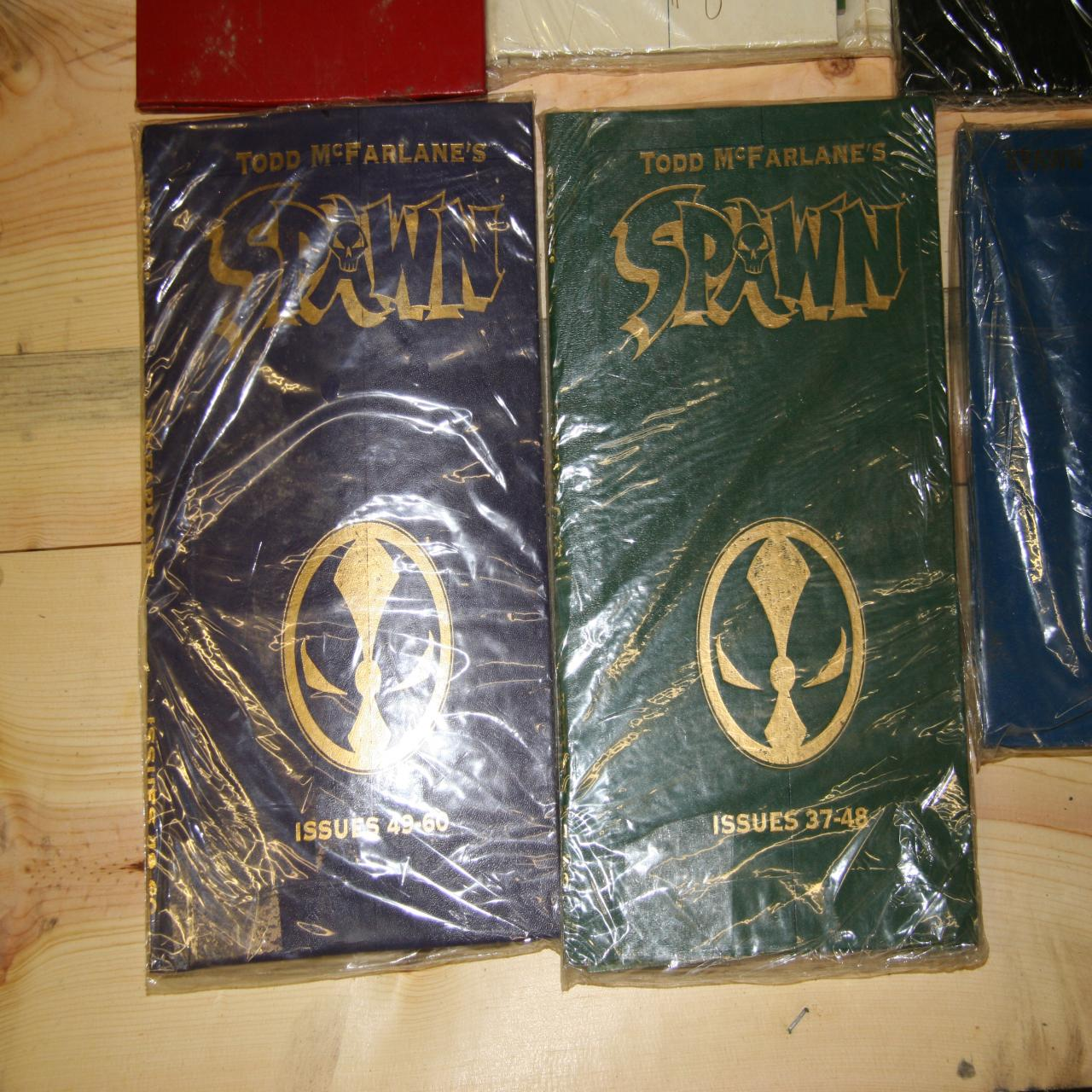 Foil Stamping Book Cover Diy : Lot set of foil stamping dies for spawn series