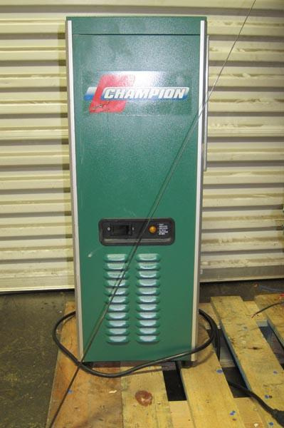 Champion compressed air dryer manual