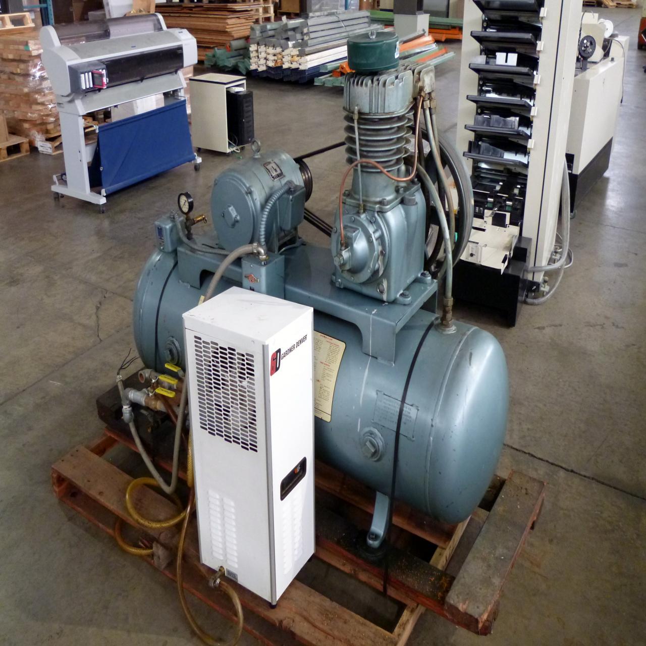 gardner denver air dryer service manual