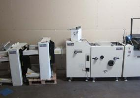 A photo of Duplo Bookletmaking System Units (parts only)