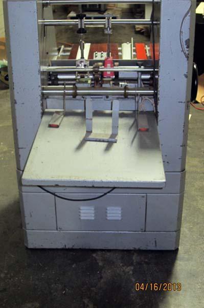 auto number machine