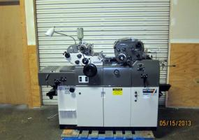 a photo of Hamada 665CD 2 Color Printing Press