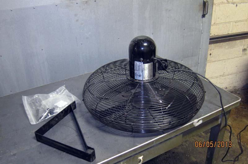Wall Mount Air Circulator : Lot air king quot industrial wall mounted