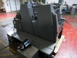 A photo of 2004 Heidelberg Printmaster 52-2 Two Color Offset Printing Press - BRAND NEW - 0 IMPRESSIONS