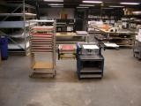 A photo of Precision Press-A-Print Screen Printing System with Exposure Module