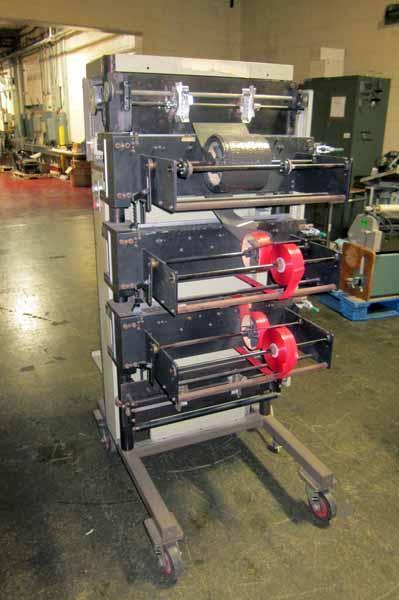 print machine auctions