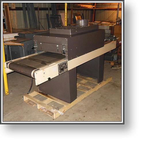 Lot 58 Harco Td2408 Screen Printing Dryer Wirebids