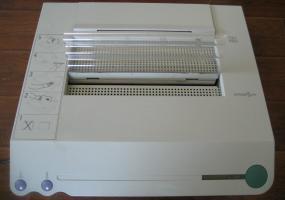 POWIS PARKER FastBack 15XS Tape Binder / Binding Machine