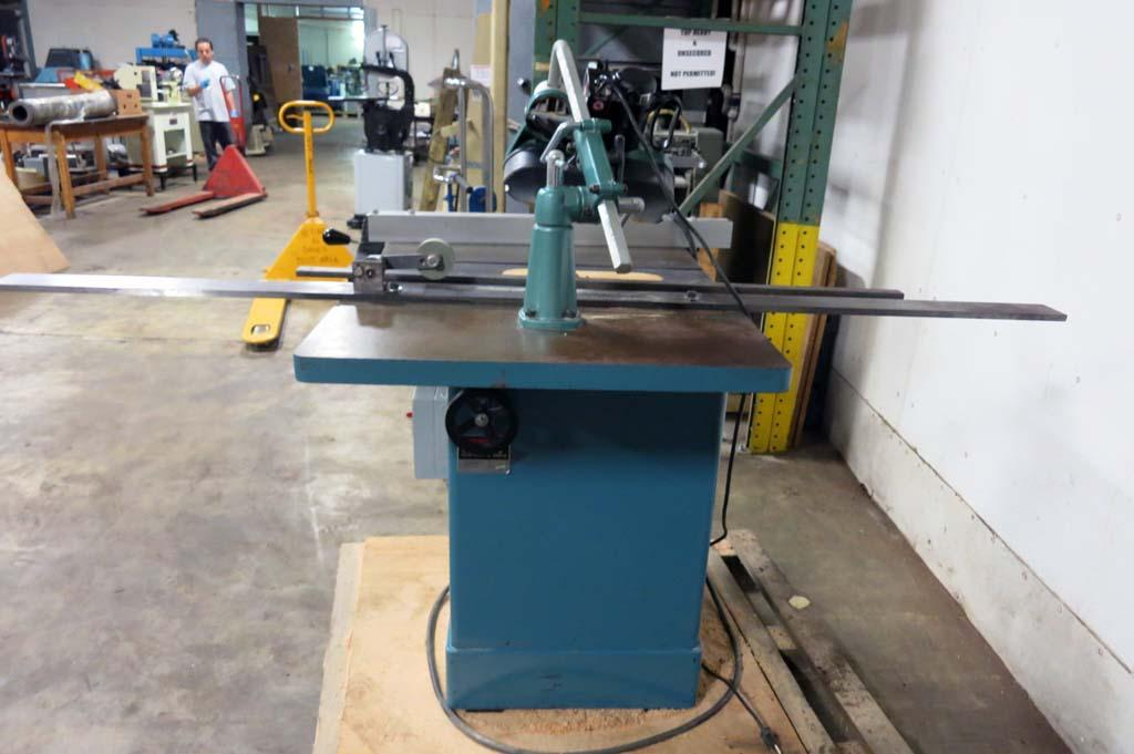 Lot 6 Jet 10 Quot Tilting Arbor Cabinet Table Saw W Grizzly