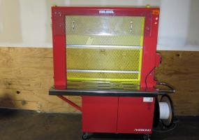 a photo of Samuel Strapping Systems P-710 Automatic Strapping Machine