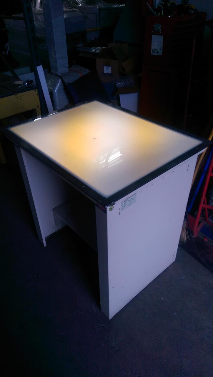 lot 31 nuarc vlt32f light table wirebids