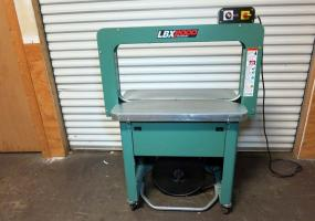 a photo of 2007 Signode LBX 2000 Semi-Automatic Stripping Machine