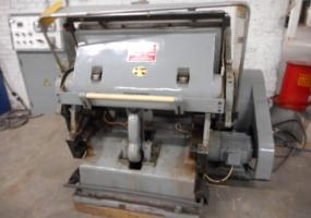 a photo of 1995 YAWA Model 1040/720 Clamshell Diecutter & Creaser (Located in Maryland)
