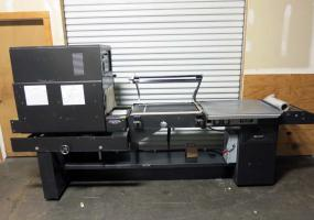 "a photo of Eastey 20"" x 28"" Semi-Automatic Shrink Wrap System"