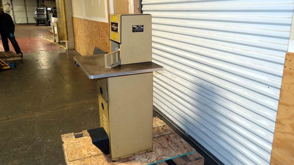 challenge hydraulic cornering machine