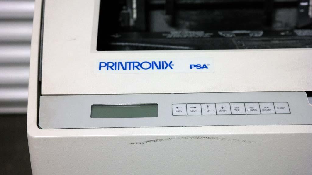 Printronix p5010
