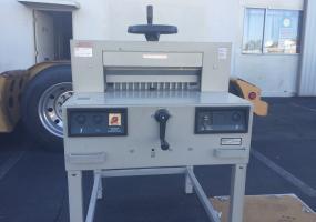 a photo of Ideal Triumph 4810A Paper Cutter