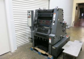 a photo of 1997 Heidelberg GTO 52 Single Color Printing Press