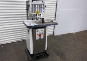 a photo of 1997 Iram 12 3-Head Hydraulic Power Stroke Paper Drill