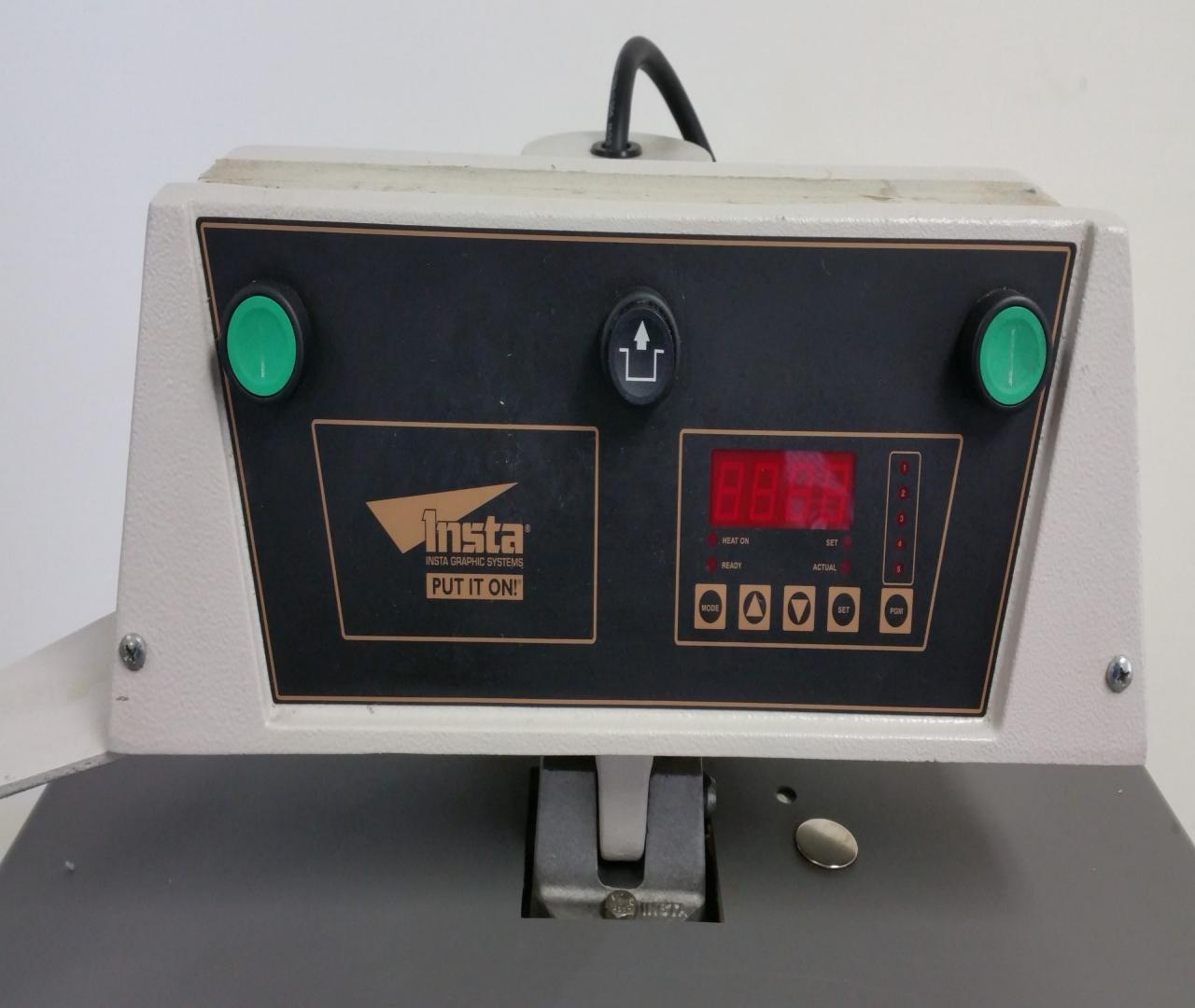 insta heat seal machine
