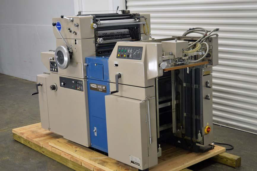 Lot 30 ryobi 500k np single color offset press with automatic ryobi 500k np single color offset press with automatic numbering system publicscrutiny Images