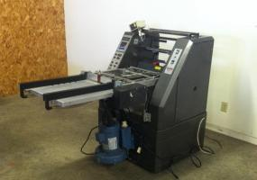 a photo of Rollem Auto IV Perf / Slit Score Machine - Programmable with Turbo Feed