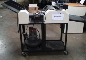 a photo of Graphic Whizard HS Air Numbering Machine with Two Heads