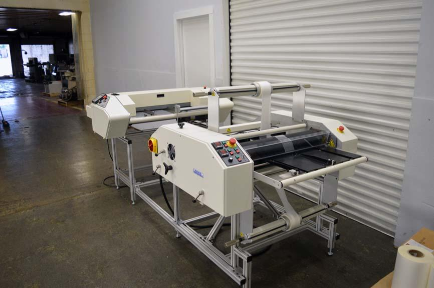 Lot 18 2008 Ledco 30 Quot Automatic Cutter Amp Ledco I30 High