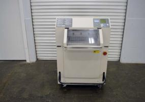a photo of 1997 Challenge Titan 200 Hydraulic Programmable Paper Cutter
