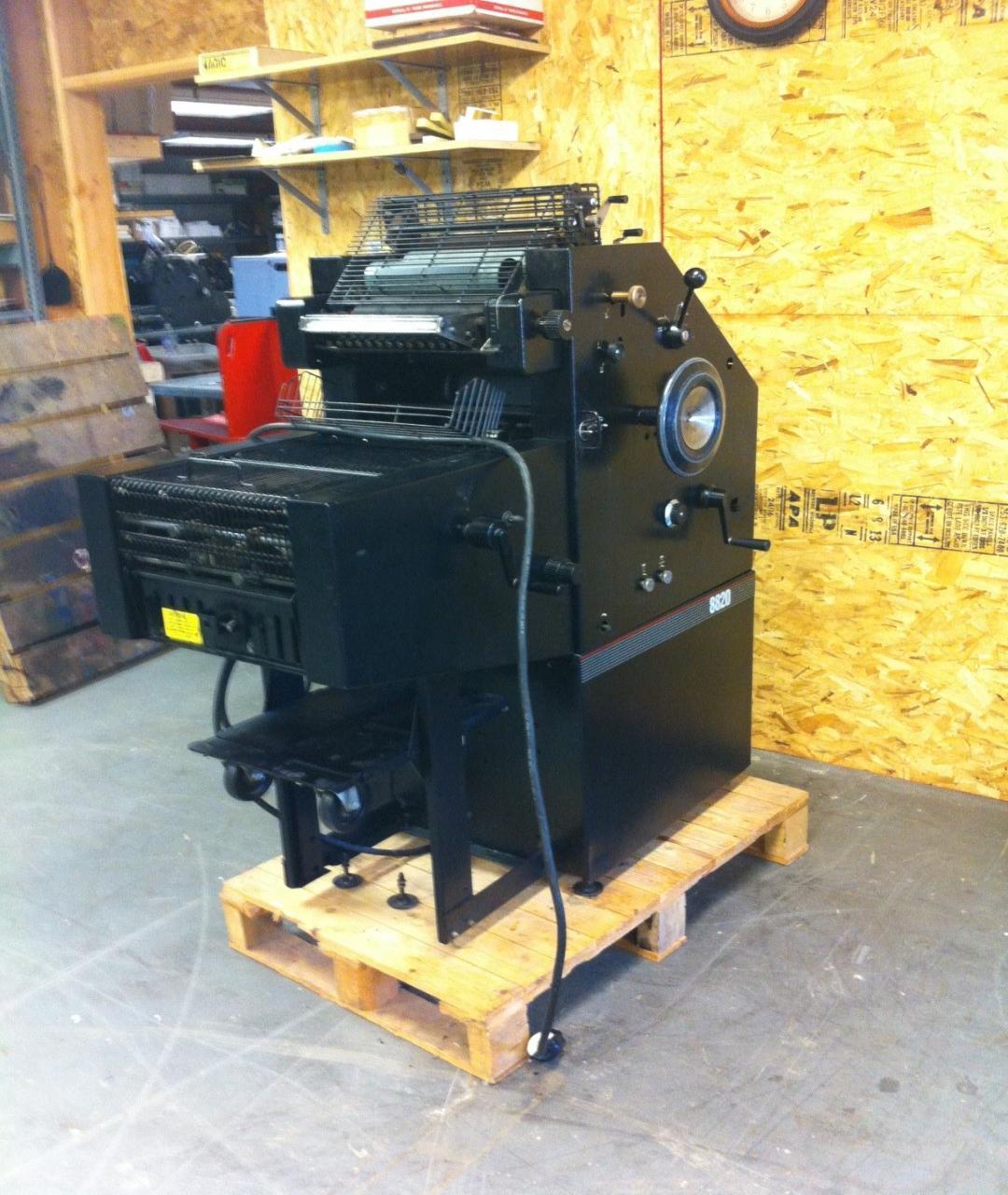 Ab dick 8820 press