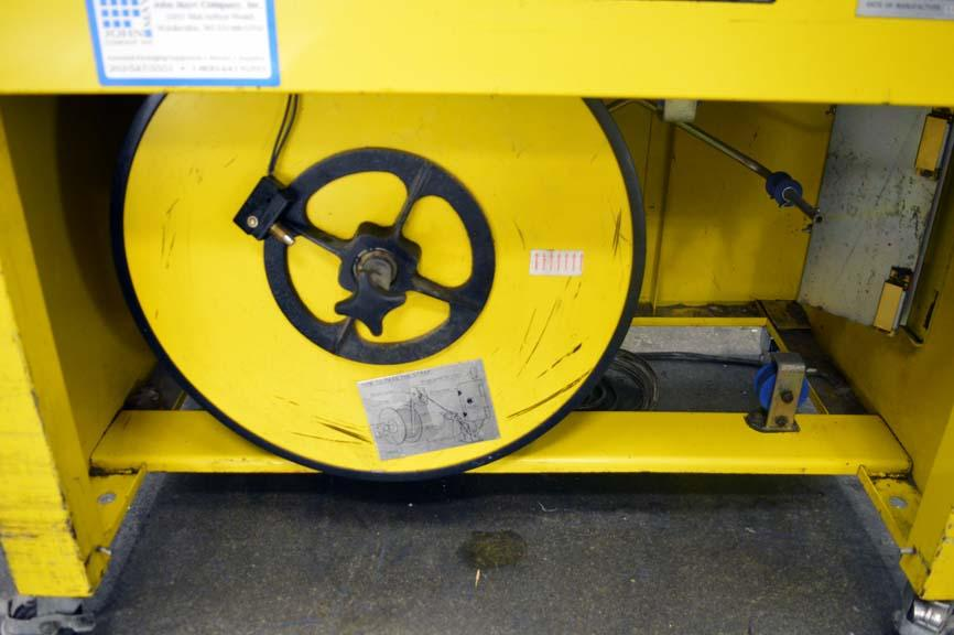 acme strapping machine
