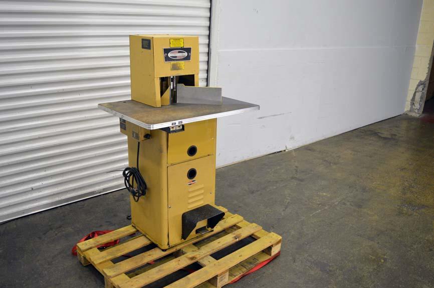 challenge corner machine