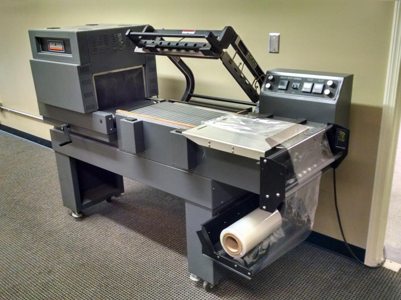 24 shrink wrap machine