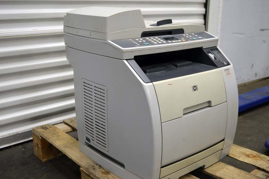 hp color laserjet 2840 all in one printercopierscannerfax - Hp Color Laserjet 2840