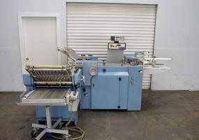 a photo of 1997 MBO B20 Folder with 8 Page Unit and Roll-away delivery - Click here to see VIDEO!