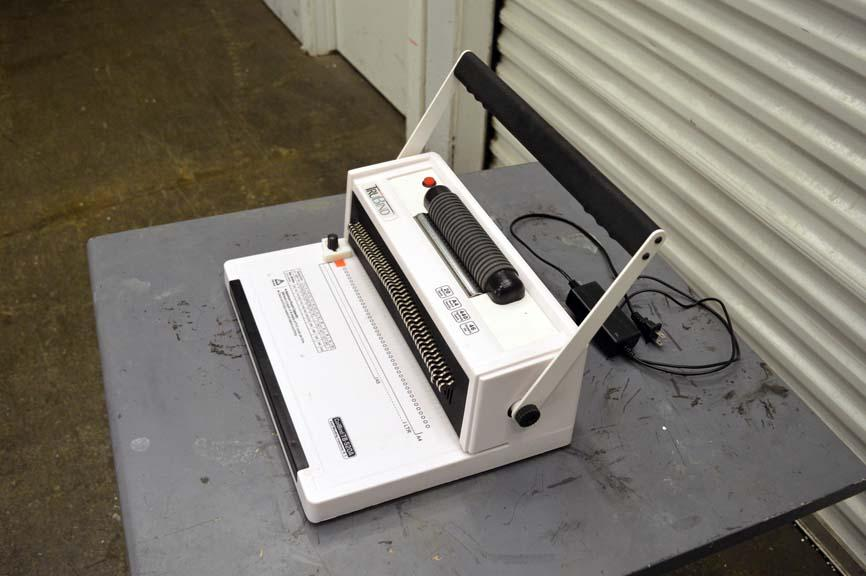 trubind tb s20a coil binding machine