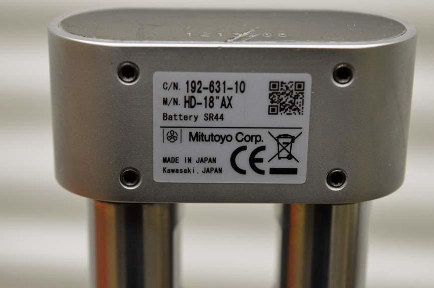 how to clean mitutoyo digital height gauge