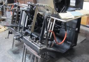 """a photo of Heidelberg 12"""" x 18"""" Windmill  H222   SN 99550- With Manuals."""