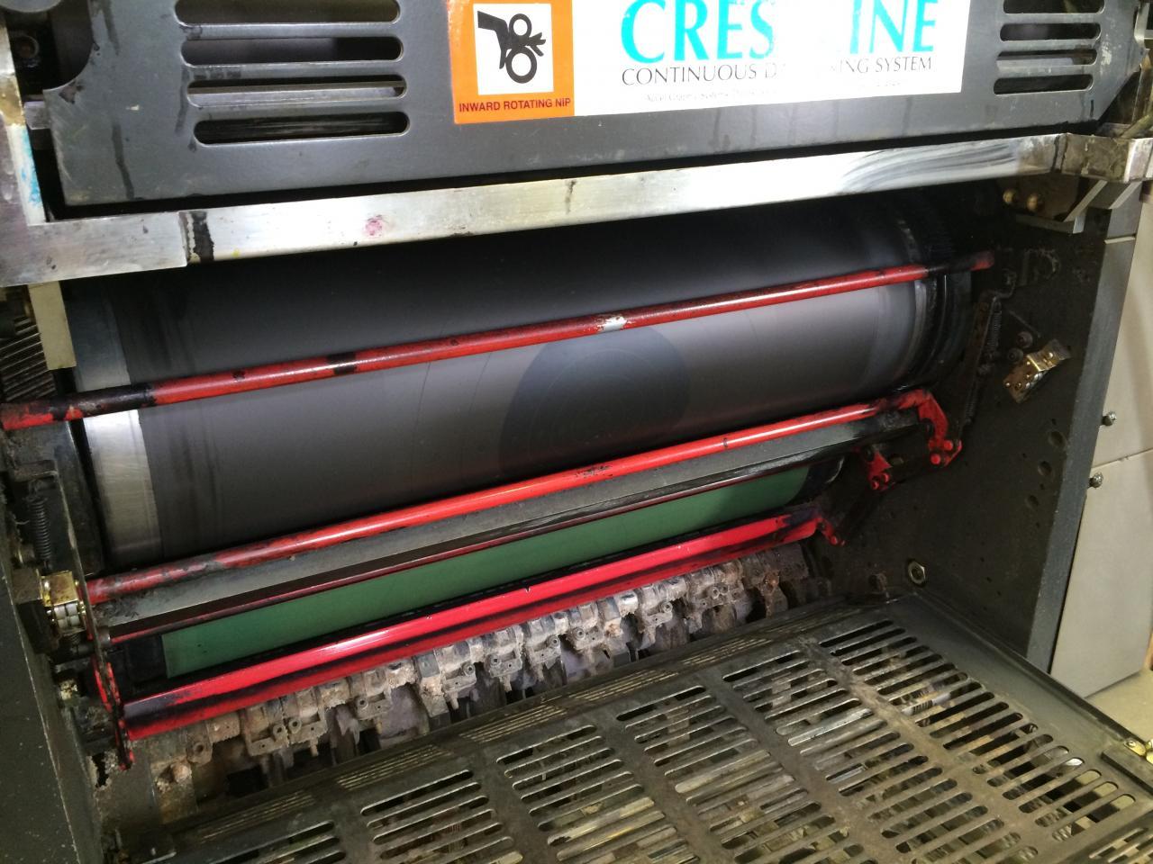 A b dick printing presses